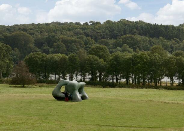 The Paddocks - Yorkshire Sculpture Park