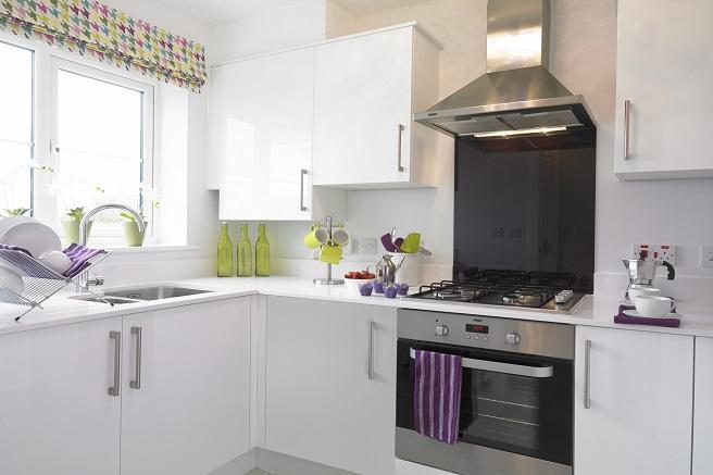 Typcial kitchen
