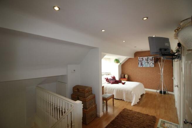 Upstairs bedrooom