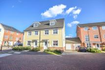 semi detached home for sale in Plaxton Way, Ware