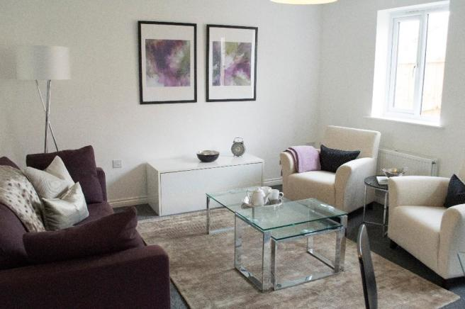New Show Home Lounge