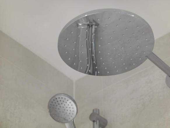 Typical shower