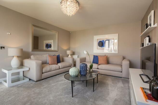 The Balmoral Living Room