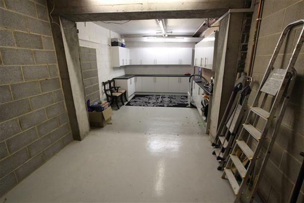 Integrated Garage