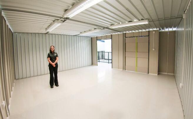Workshop Interior