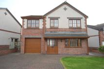 Detached property in Turnstone Crescent...