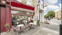 Cafe in Lillie Road, London, SW6