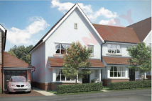 3 bed new house for sale in Brook Close, Storrington...