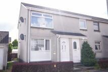Flat to rent in Edzell Row, Kilwinning...