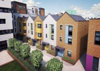 4 bed new development for sale in Paintworks, Bath Road...