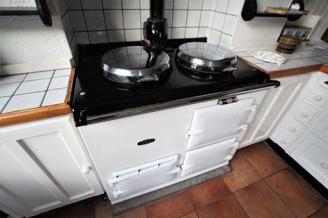 Kitchen AGA