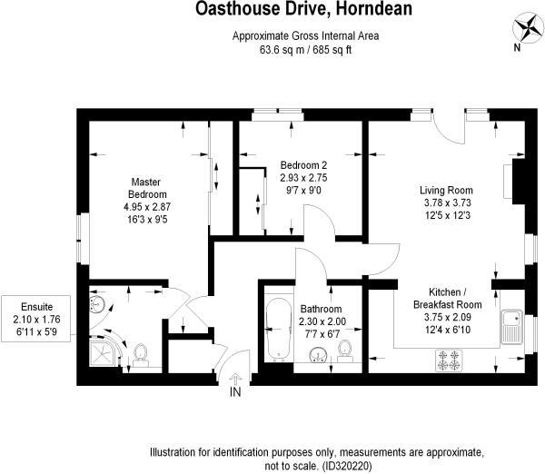 17 Oasthouse D...