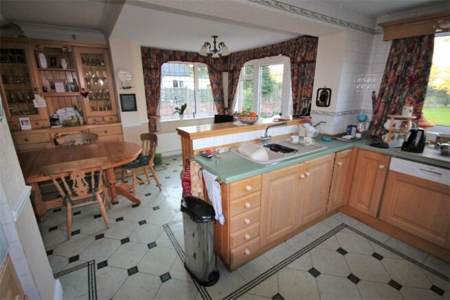Kitchen Diner View