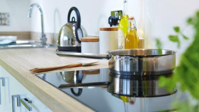Integrated appliances Avant Homes