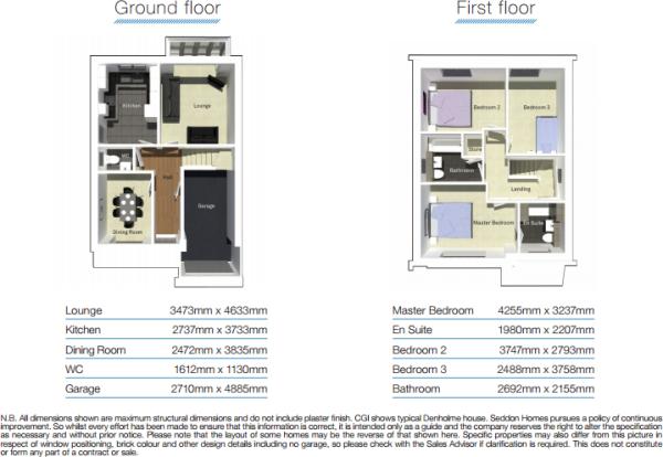 Floor Plan Overview
