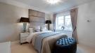 Typical Avant Homes bedroom sliding wardrobes