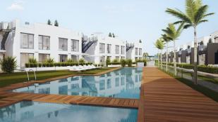 Modern Villas and Apartments in Punta Prima