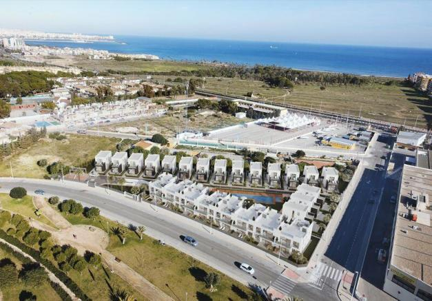 Modern Villas and Apartments in Punta Prima