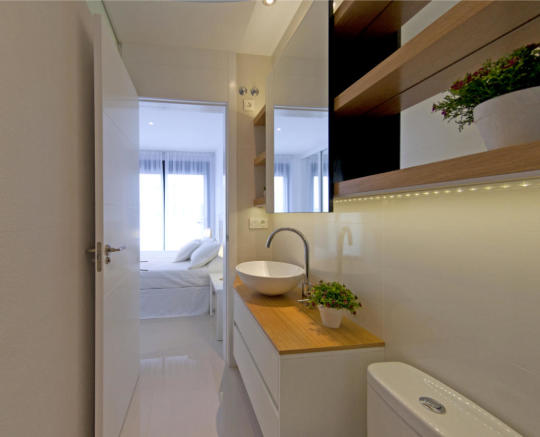 La Zenia new modern apartment