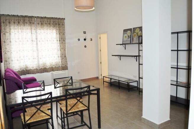 Village apartment