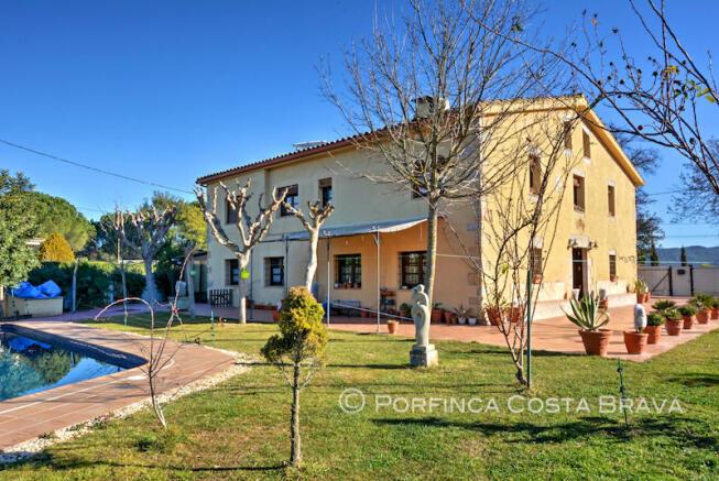 Country house Girona