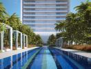 2 bed new Apartment in Miami, Miami-Dade County...
