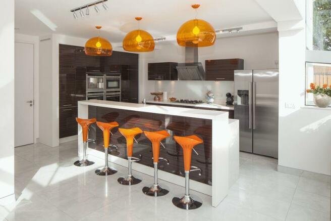 Kitchen Area /...
