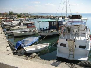 Bogaz harbour