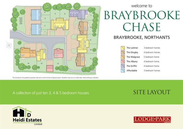 BRAYBROOK Detail she