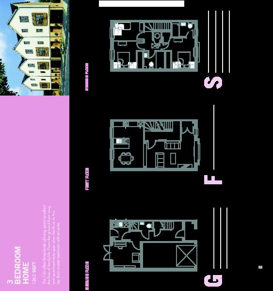 Abode 126 Floorplan