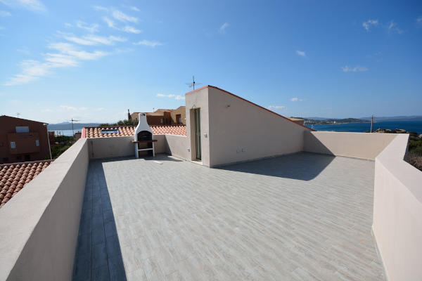 the roof-terrace