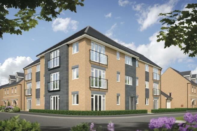 new build 2 bedroom houses nottingham. the farndon new home build 2 bedroom houses nottingham