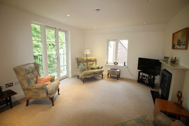 Lounge to Balcony