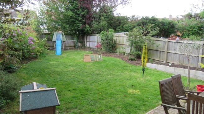 Pound Road 22 garden