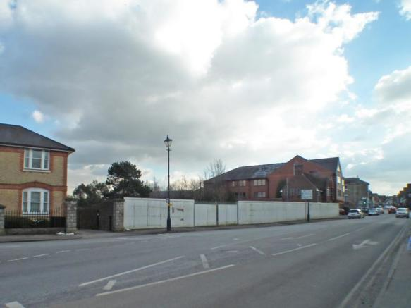 Site From Road