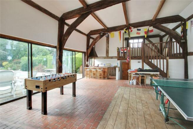 Poolhouse Barn