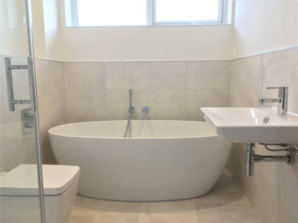 Bathroom - Denton