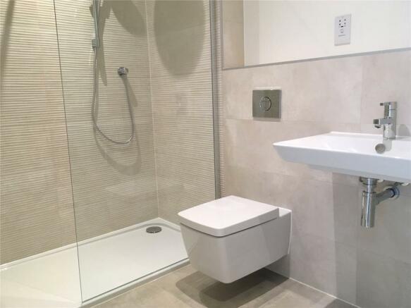 Shower - Denton