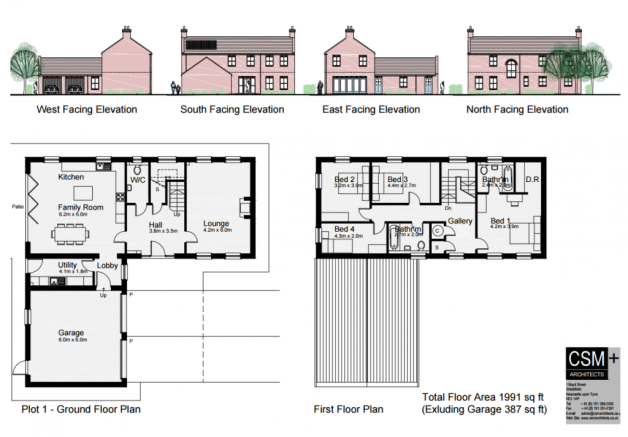 New Build Properties For Sale In Pegswood
