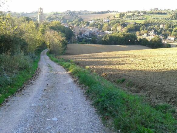 Walk from village