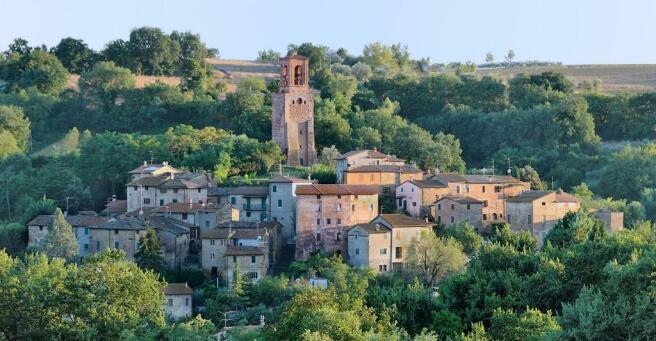 Papiano borgo