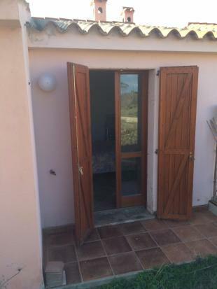 back door french