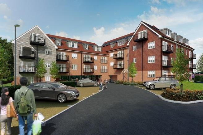 1 bedroom apartment for sale in crowthorne road bracknell