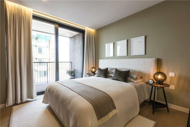 2 Bed, Kings Cross