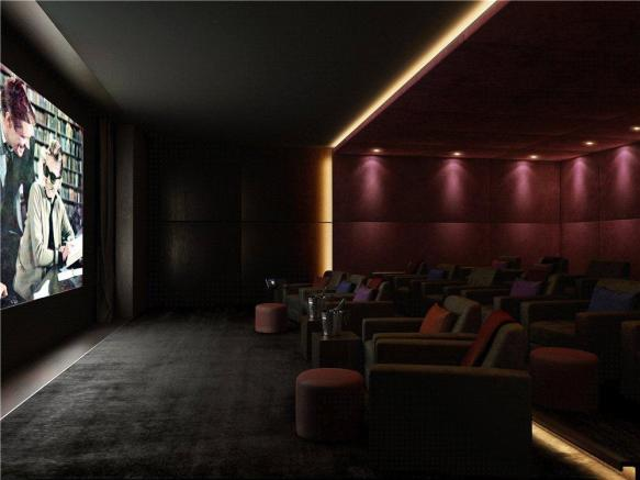 Private Cinema Sw1