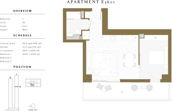 E3601 Floor Plan