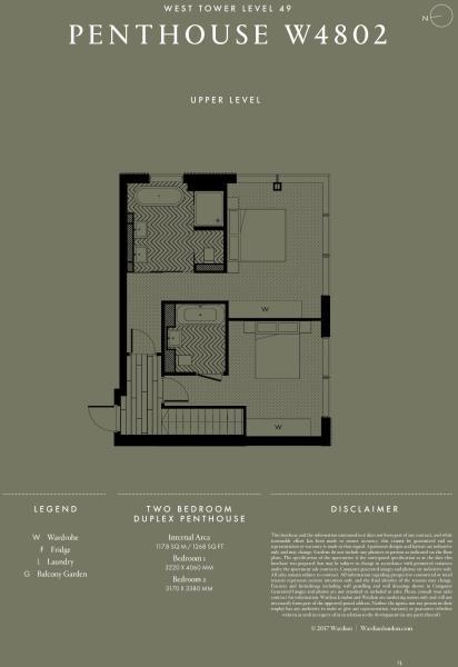 Floor Plan (Upper)
