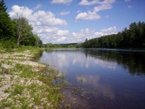 Miramichi River.