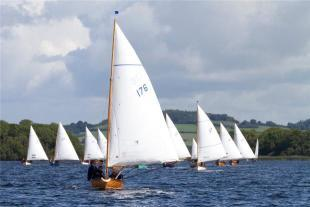 Sailing Lough Derg