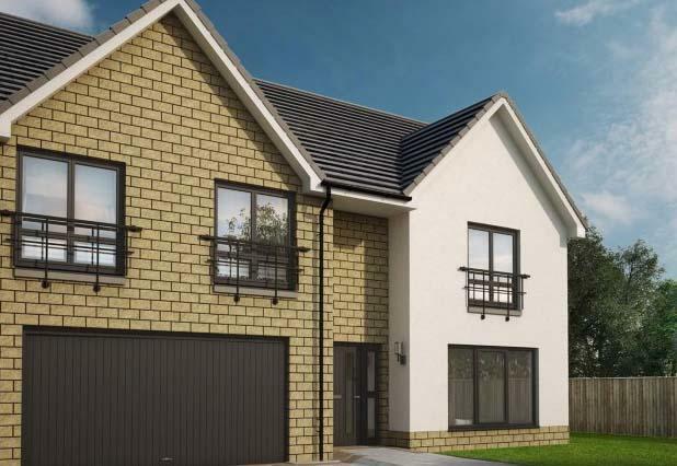 5 bedroom detached house for sale in calder park road mid calder livingston eh5 46da eh54